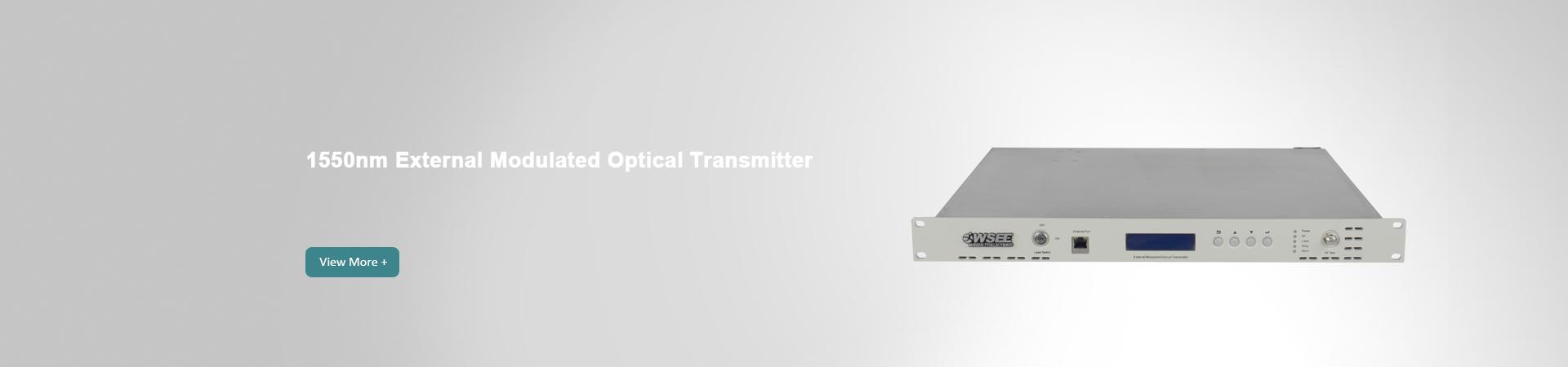 1550nm External Modulated Transmitter