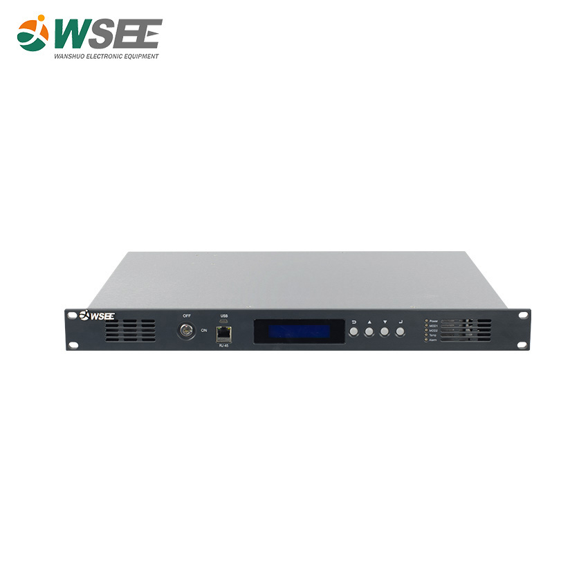 4 Ports 1550nm Er/Yb Co-doped Optical Amplifier