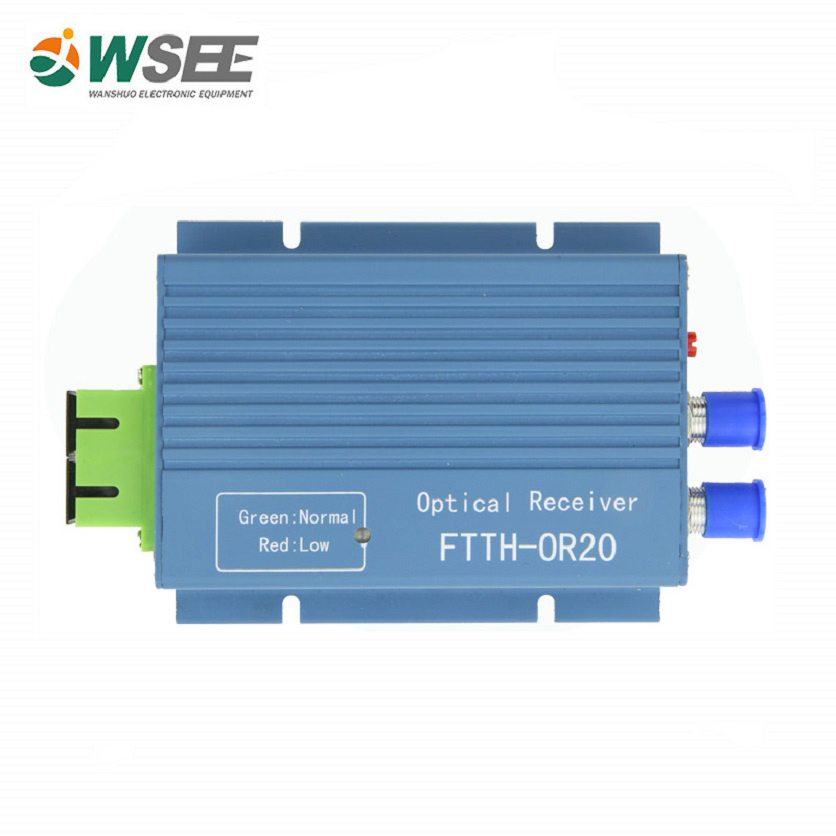 WS-OR20 FTTH Optical Receiver