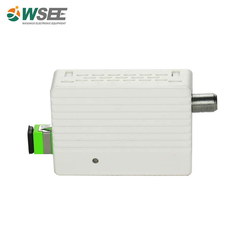 WS-OR18 FTTH Optical Receiver