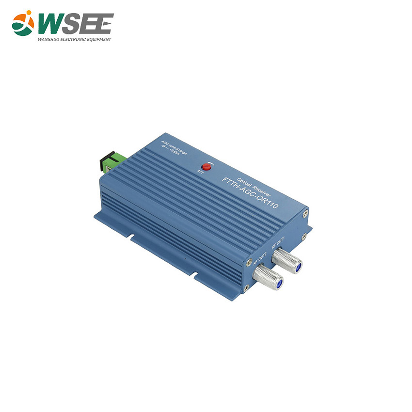 WS-OR110 FTTB Optical Receiver