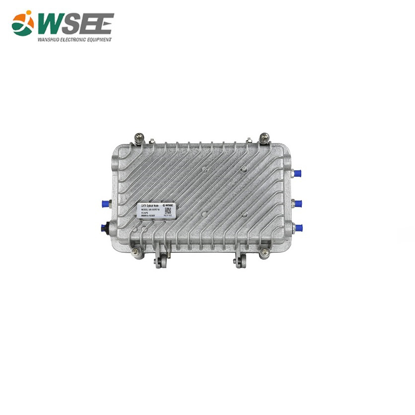 WS-OR719 Four-way Outdoor Optical Receiver with Return Path