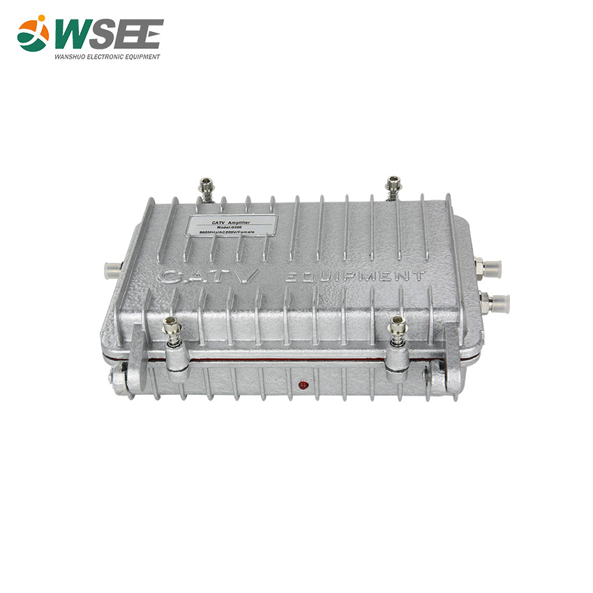 WS-G200 Two-way Outdoor Trunk Amplifier