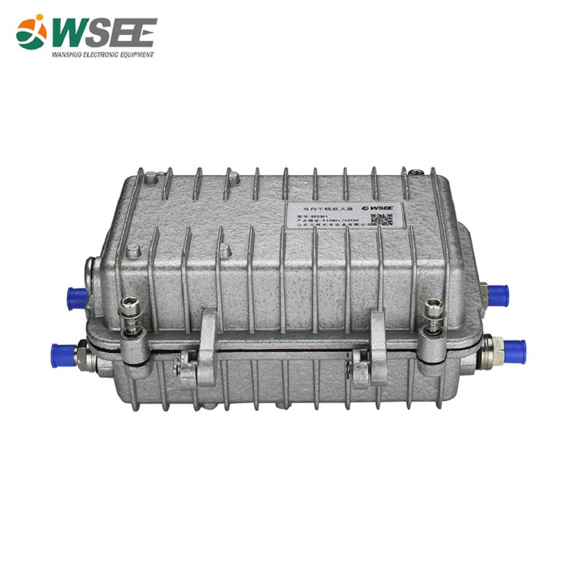 WS-SXG301 Two-way Outdoor Trunk Amplifier with Return Path