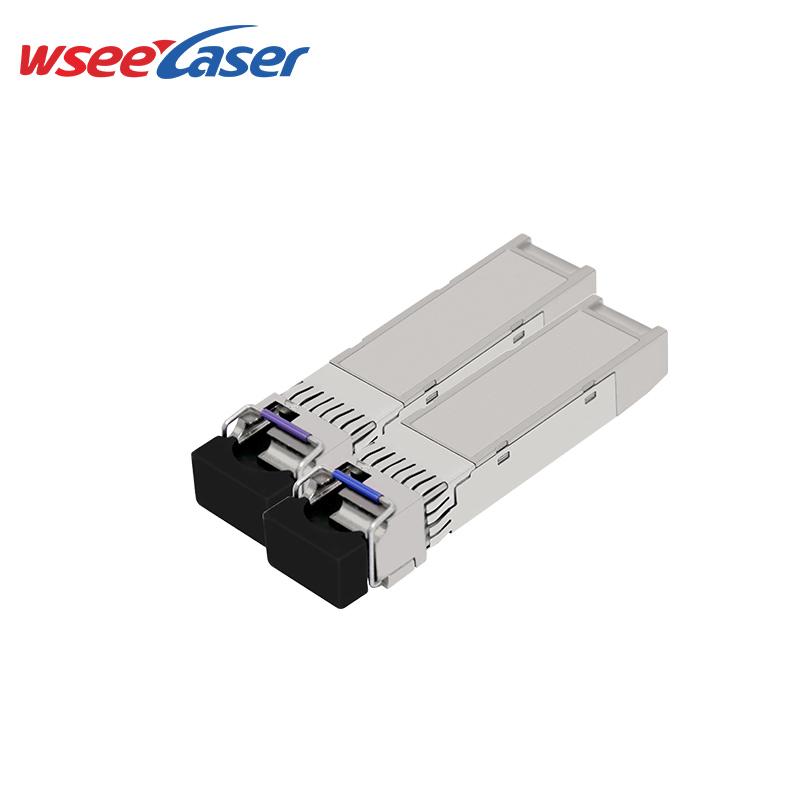 Optical Transceiver Module(10Gb/s 40km SFP+ 1270/1330nm)