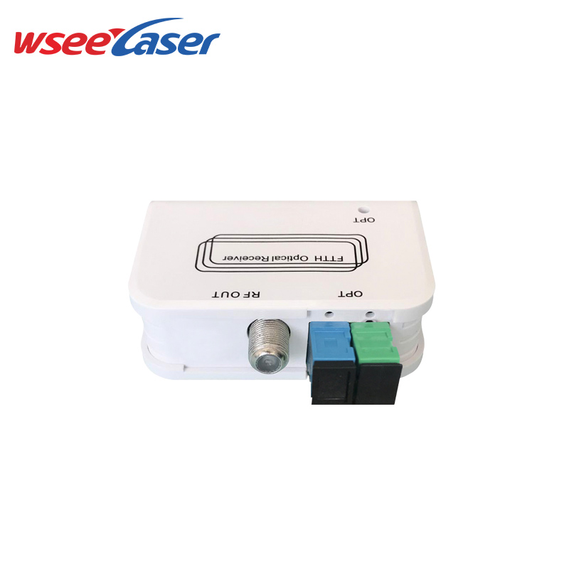 WDM passive optical receiver
