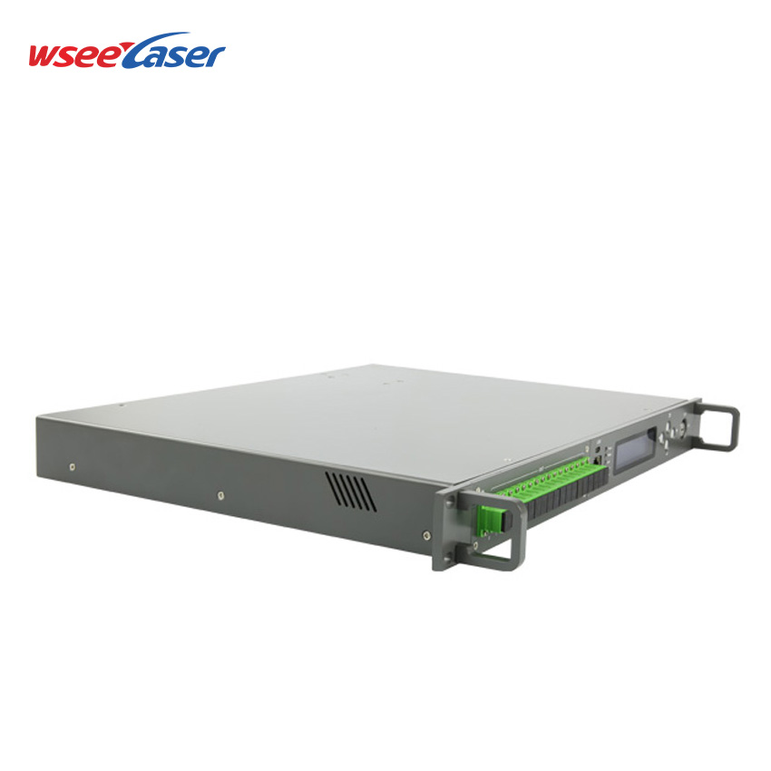 16 Ports 1550nm Er/Yb Co-doped Optical Amplifier